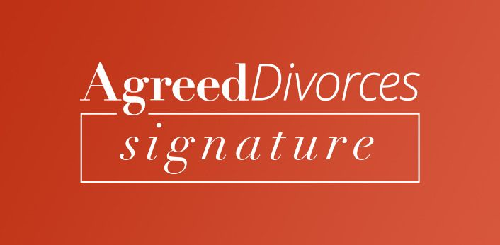 Agreed Divorces Standard